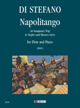 Di Stefano, Salvatore : Napolitango. An Imaginary Trip to Naples and Buenos Aires for Flute and Piano (2001)