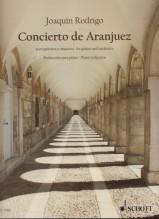 Rodrigo, J. : Concierto de Aranjuez per Chitarra e Orchestra, riduzione per Chitarra sola