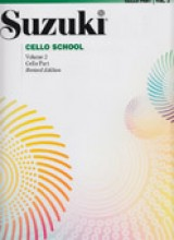 Suzuki : Cello School, vol. 2. Cello Part