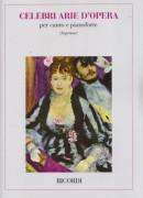 AA.VV. : Celebri arie d'Opera, per Soprano