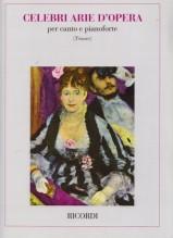 AA.VV. : Celebri arie d'Opera, per Tenore