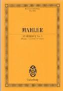 Mahler, G. : Sinfonia n. 5. Partitura tascabile