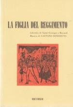 Donizetti, Gaetano : La figlia del reggimento. Libretto