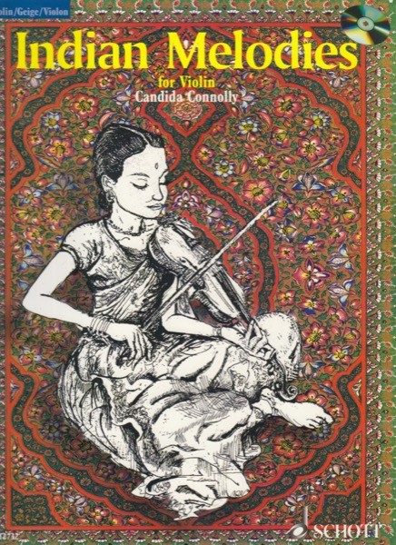 AA.VV. : Indian Melodies for Violin