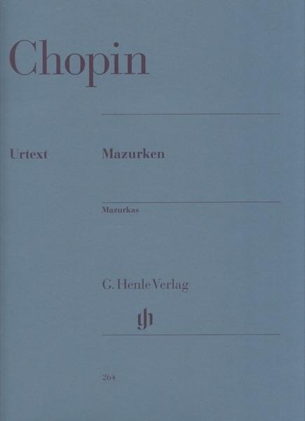 Chopin, F. : Mazurche, per Pianoforte. Urtext