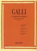 Galli, R. : L'indispensabile metodo pratico per Flauto traverso