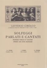 Ciriaco, L. : Solfeggi parlati e cantati. 1° Corso, Parte 2