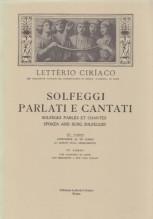 Ciriaco, L. : Solfeggi parlati e cantati. 3° Corso