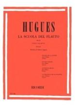 Hugues, Luigi : La scuola del Flauto op. 51. Divisa in 4 gradi ed esposta in duettini originali e progressivi, 2° Grado