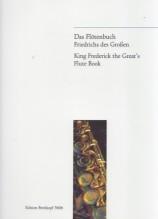 Federico il Grande : Il libro di flauto di Federico il Grande. 100 esercizi giornalieri composti da Federico il Grande e J.J. Quantz