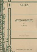 Altès, Joseph Henri : Metodo completo per Flauto