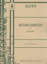 Altès, H. : Metodo completo per Flauto