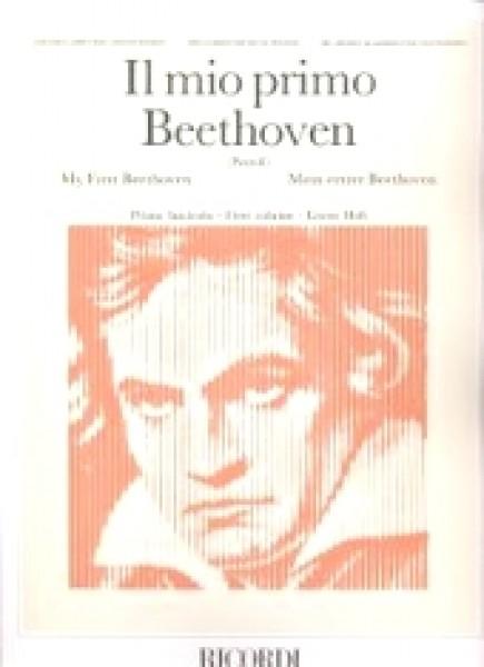 Beethoven, L. van : Il mio primo Beethoven vol. I, per Pianoforte