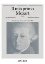 Mozart, W.A. : Il mio primo Mozart vol. I, per Pianoforte
