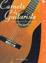 Rivoal, Y. : Carnets du Guitariste, vol. 2