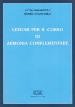 Poltronieri, N. : Lezioni per il corso di armonia complementare