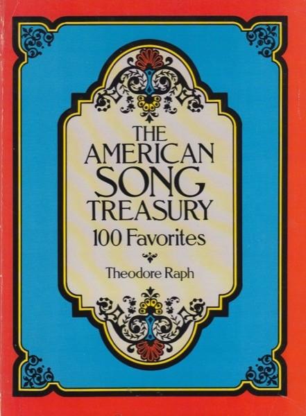 AA.VV. : The American Song Treasury. 100 Favorites