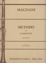 Magnani, A. : Metodo per Clarinetto