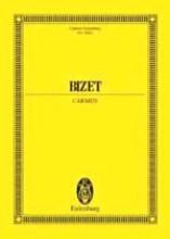 Bizet, G. : Carmen, partitura. Urtext