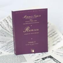 Rameau, J. P. : Metodi e Trattati: vol. II. Facsimile