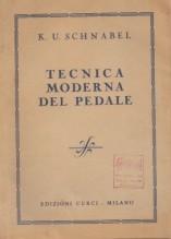 Schnabel, K. : Tecnica moderna del pedale