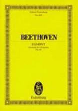 Beethoven, L. van : Egmont. Ouverture per orchestra op. 84, partitura tascabile