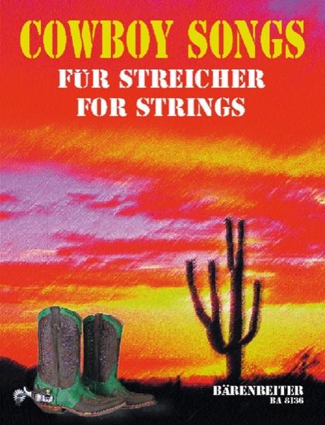 AA.VV. : Cowboy songs, per Archi
