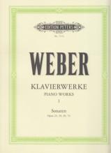 Weber, C.M. v. : Sonate per Pianoforte, vol. I