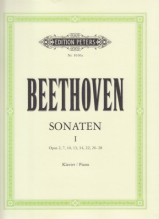 Beethoven, L. van : Sonate per Pianoforte, vol. I