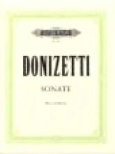 Donizetti, Gaetano : Sonata per Flauto e Pianoforte