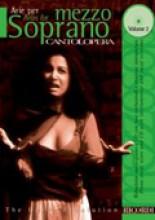 AA.VV. : Cantolopera. Arie per Mezzosoprano, vol. II. Con CD