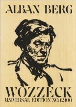 Berg, A. : Wozzeck, op. 7. Partitura