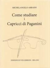 Abbado, M. : Come studiare i Capricci di Paganini