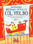 Sassmannshaus, E. : Iniziamo presto col violino! Metodo per Violino per bambini dai 4 anni in su. Vol. I