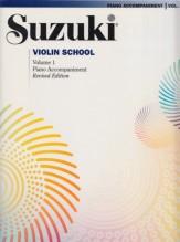 Suzuki : Violin School, vol. 1. Piano Accompaniment