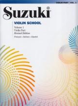 Suzuki : Violin School, vol. 1. Violin Part