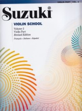 Suzuki : Violin School, vol. 2. Violin Part