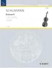 Schumann, R. : Concerto per Violino e Orchestra in re minore, riduzione per Violino e Pianoforte