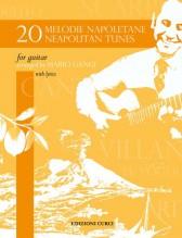 AA.VV. : 20 Melodie napoletane per Chitarra. Trascrizioni di Mario Gangi