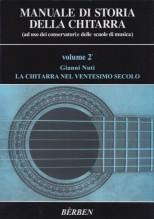 AA.VV. : Manuale di storia della chitarra, volume 2: la chitarra moderna e contemporanea