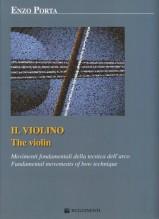 Porta, E. : Il violino. Movimenti fondamentali della tecnica dell'arco