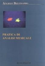 Bellisario, A. : Pratica di analisi musicale