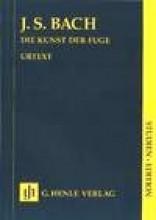 Bach, J.S. : L'Arte della fuga BWV 1080, per Clavicembalo. Partitura tascabile. Urtext