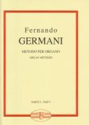 Germani, Fernando : Metodo per Organo, vol. 1