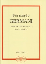 Germani, F. : Metodo per Organo, vol. 1