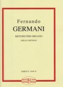 Germani, Fernando : Metodo per Organo, vol. 2