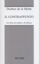 de la Motte, D. : Il contrappunto. Un libro di studio e di lettura