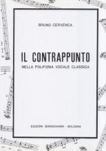 Cervenca, B. : Il contrappunto nella polifonia vocale classica