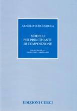 Schönberg, A. : Modelli per principianti di composizione