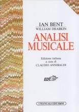 Bent, I. - Drabkin, W. : Analisi musicale